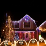 Christmas Fun 2010: Amazing Homes with Christmas Lights Shows Around Atlanta