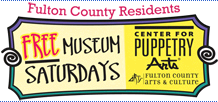 Atlanta With Kid: Free Saturday Center for Puppetry Arts