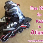 Free Roller Skate for Kids in Atlanta: Kids Skate Free at Sparkles Family Fun Centers