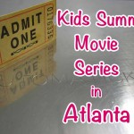 Summer Movies for Kids in Atlanta: Summer Kids Show Series @ Georgia Theatre Company