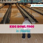 Kids Bowl Free in Atlanta 2013: Free Bowling for Kids this Summer