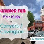 Summer Fun for Kids in Covington, GA