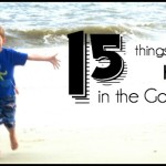 things to do with kids in the Golden Isles