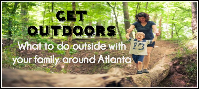 Where to go for outdoor fun with your kids in Atlanta